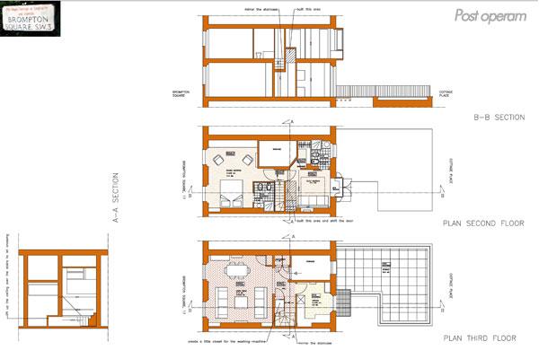 Studio geoarchal casa a m londra for Progetti ville a due piani